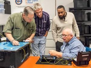 Fiber Optic Installer - Fiber Optic Technician - Master Fiber Optic Technician