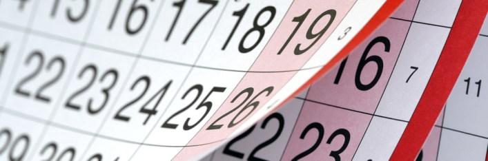 Fiber Optic Training Schedule