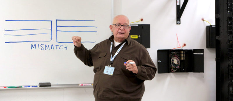 Instructor-led Training - The Fiber School - Fiber Optic Training