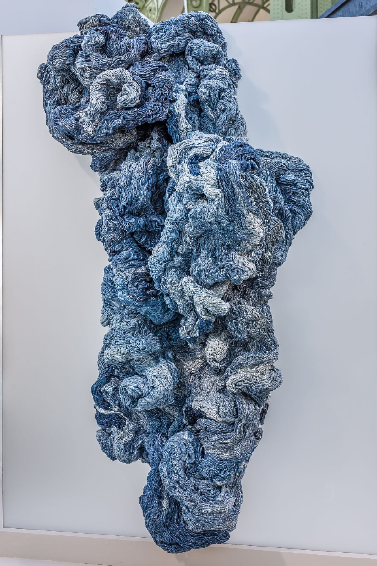 Hanne Friis Smocked Sculptures - THE FIBER STUDIO
