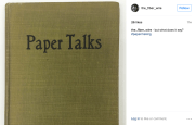 Welcome to our paper talk!