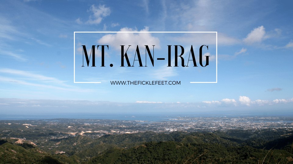 Mt. Kan-Irag: River Trek to Mountain Top