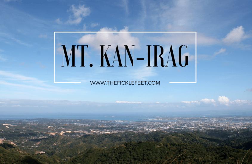 Mt. Kan-Irag: River Trek to Mountain Top