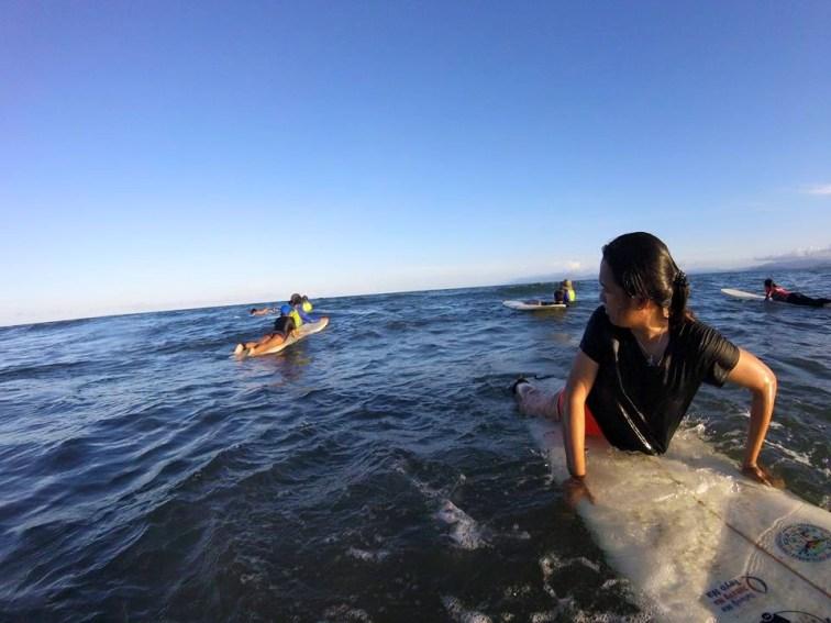 Sabang Daguitan Surf Camp. Dulag, Leyte, Philippines