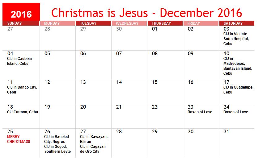 cij-calendar