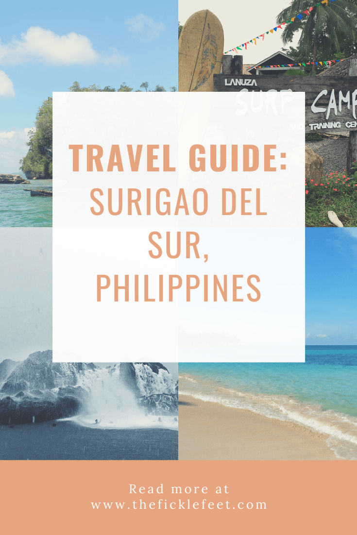 TRAVEL GUIDE: SURIGAO DEL SUR, PHILIPPINES