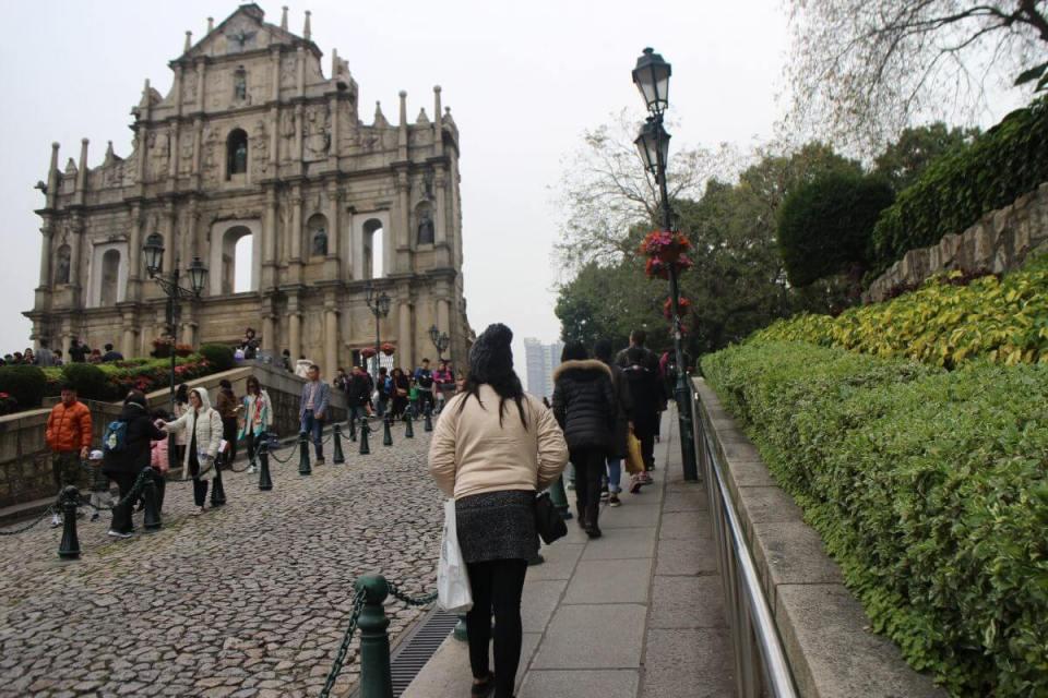 Olá Macau: Foi uma aventura louca com você