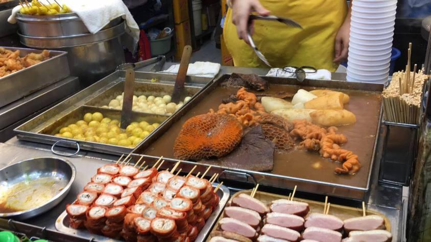 Hong Kong Food Adventure