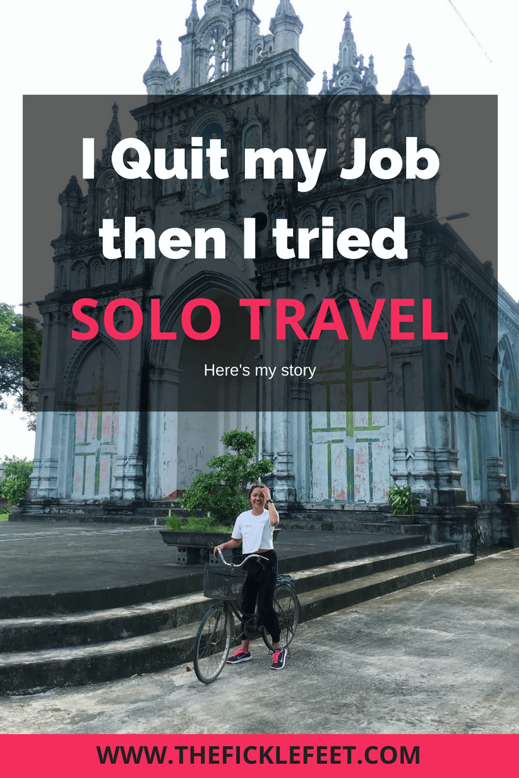 Solo Travel Pinterest