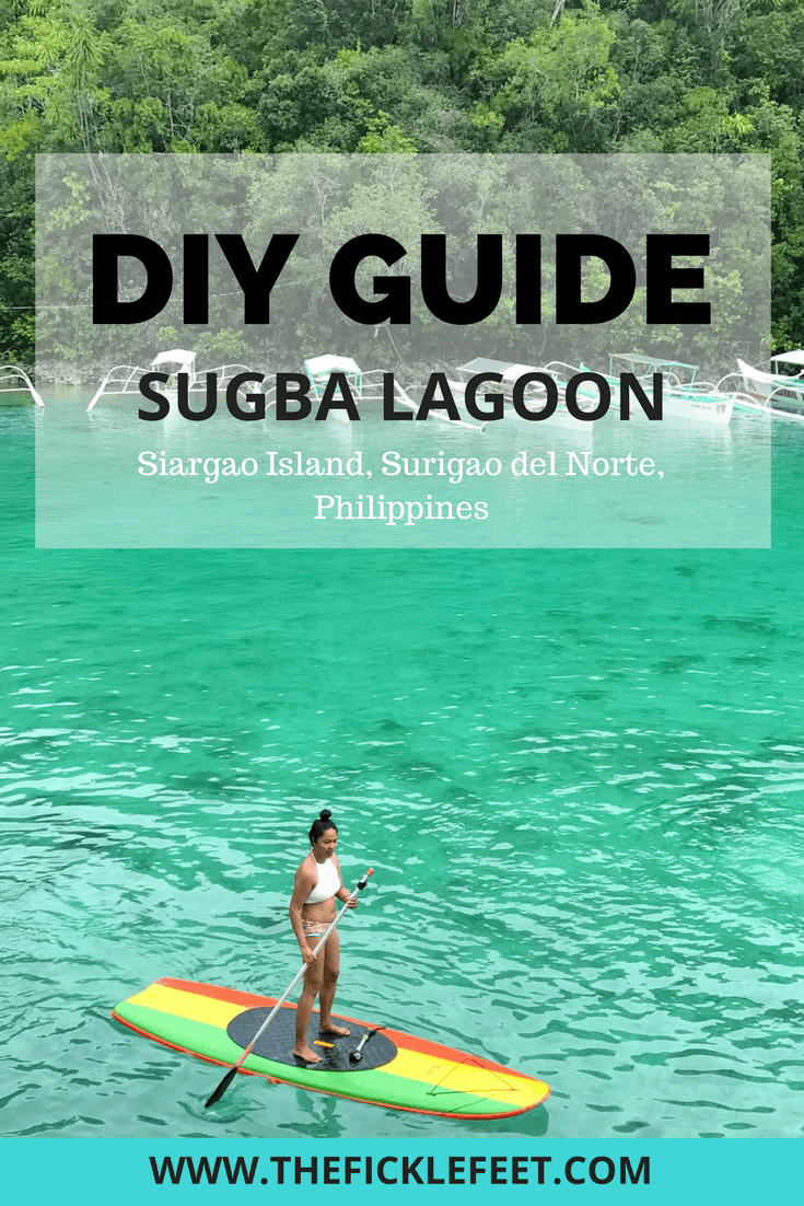 Sugba Lagoon Pinterest