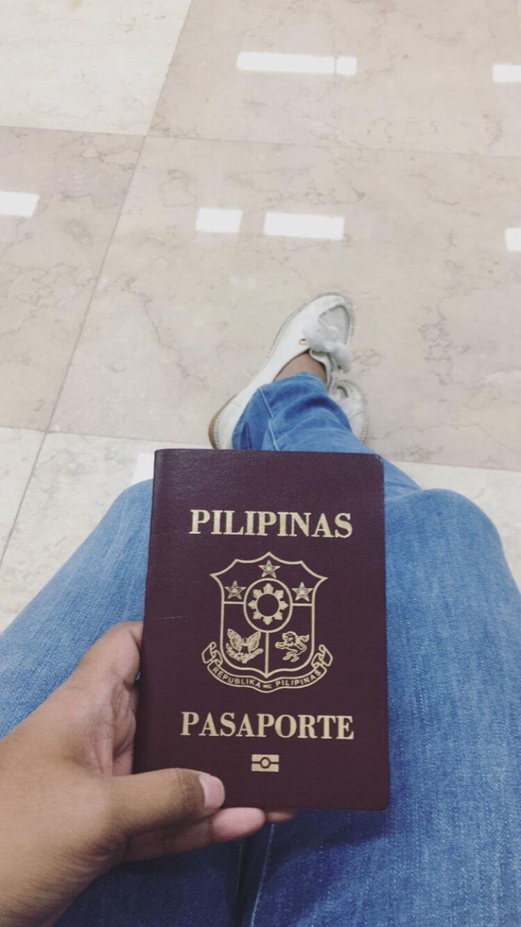 Philippines Passport