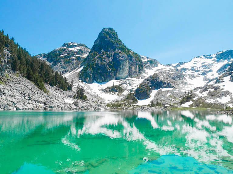 watersprite lake, canada