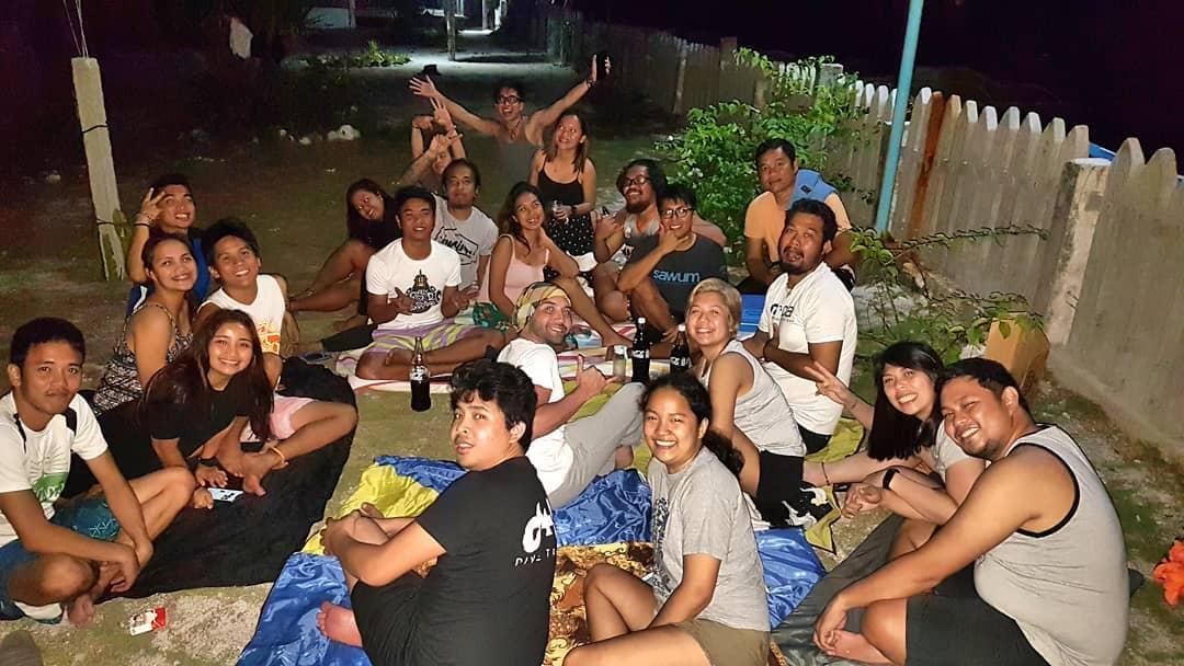 Malapascua Isalnd Ocean Clean Up
