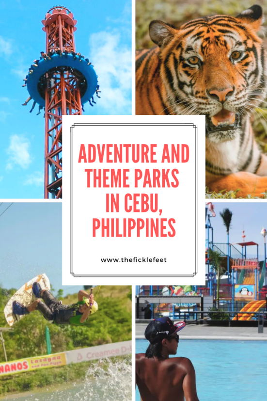 theme parks in cebu