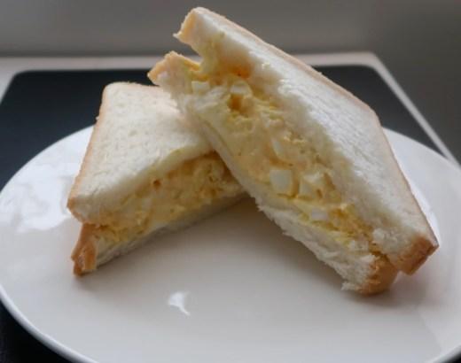 japanese egg sandwich