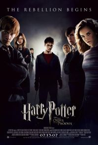 harry potter order of phoenix poster