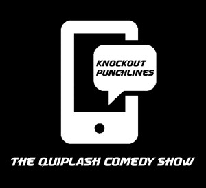 Knockout Punchlines Quiplash Comedy