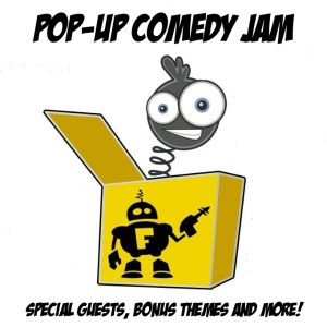 Pop-Up Comedy Jam