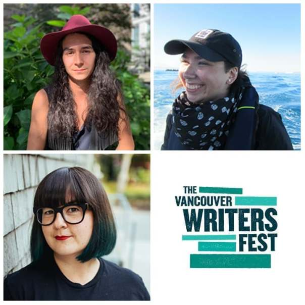 The Fictionals Build Your Own Adventure at Vancouver Writers Fest 2019