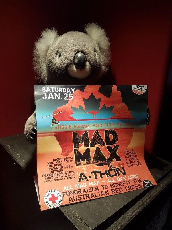 Mad Max Rio Theatre