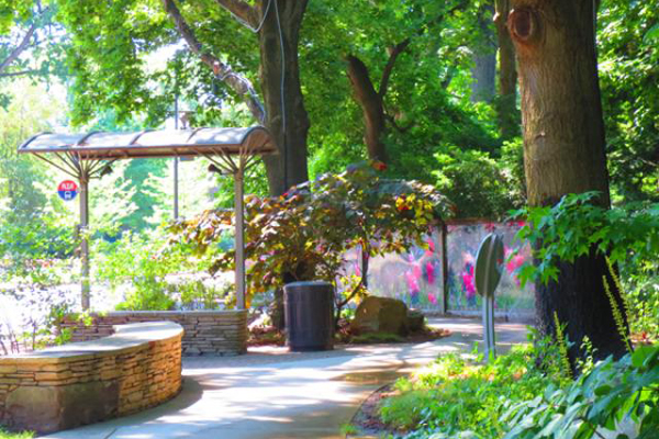 Cleveland's Public Garden: Modeling Sustainability in the Rustbelt