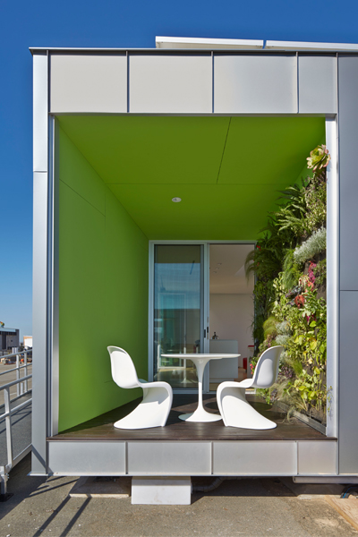 The University of Southern California's fluxHome image: © Benny Chan / Fotoworks