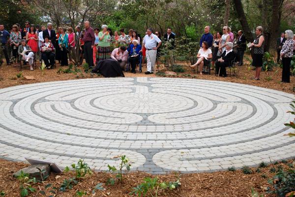 Dedication ceremony on April 4, 2014 image: Thomas Baker