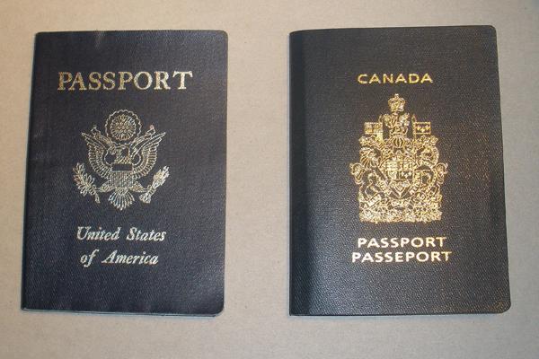 Passports image: Erik Mustonen