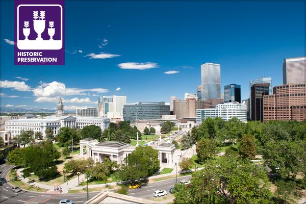 Denver's Civic Center image: © Scott Dressel-Martin