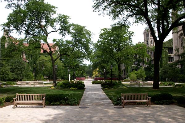 The University of Chicago image: Alexandra Hay