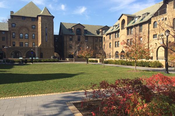 Northwestern University's Main Campus image: Dean Gregory