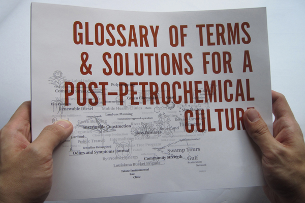 Petrochemical America, 2013 Professional ASLA Honor Award, Communications Category image: Richard Misrach