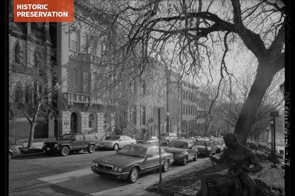Mount Vernon Place, Baltimore