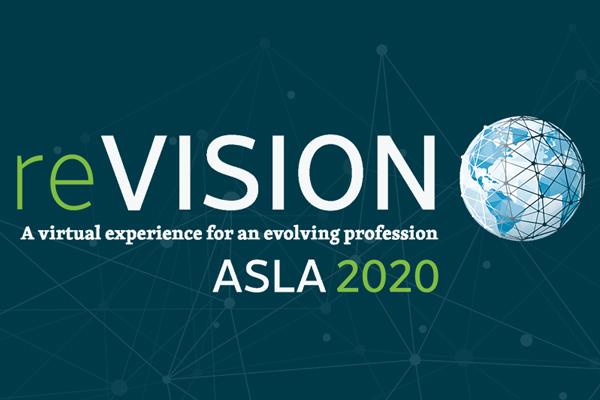 reVISION ASLA 2020