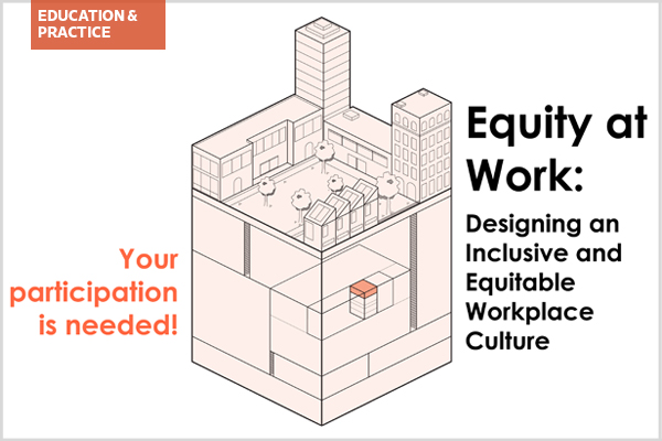 Equity at Work survey graphic