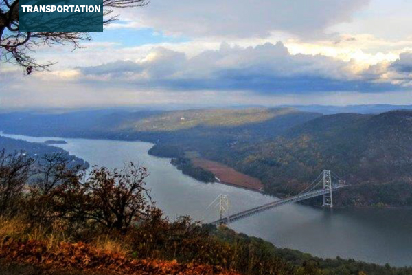 Photo of Bear Mountain Bridge in New York