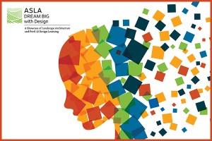 Dream Big with Design event graphic