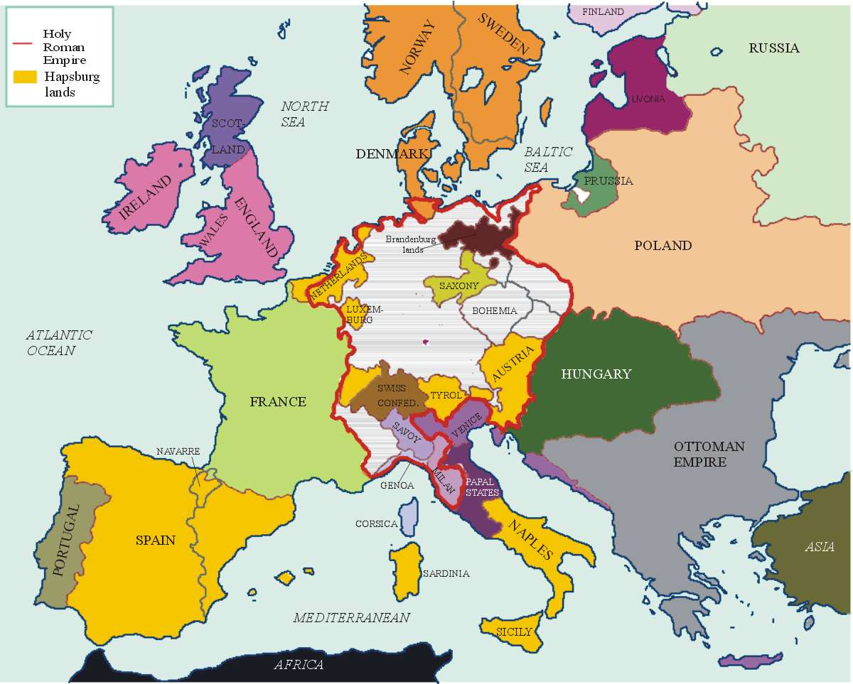 Charles V And Universal Monarchy