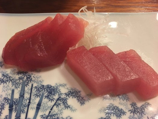 Sashimi @ The Fiery Explorer