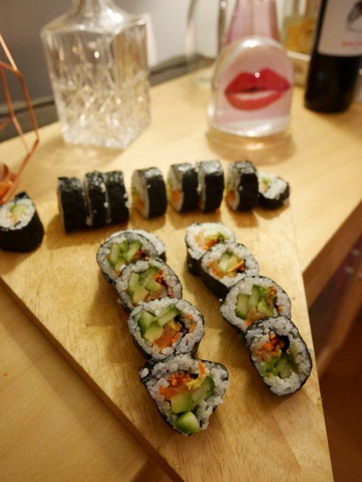 Sushi @ The Fiery Explorer