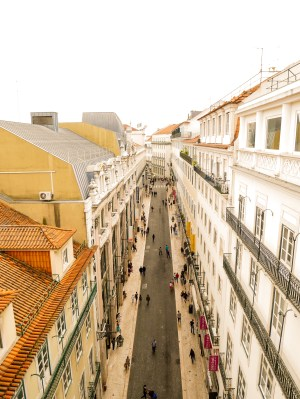 Fiery guide to Lisbon