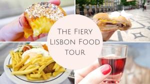 Fiery Food tour of lisbon