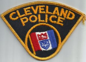 """USA - OHIO - Cleveland police"""" by Dickelbers"""