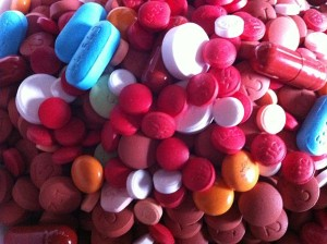 "Image Source: ""Assorted Pills 1"" by ParentingPatch - Own work. Licensed under CC BY-SA 3.0 via Wikimedia Commons - http://commons.wikimedia.org/wiki/File:Assorted_Pills_1.JPG#/media/File:Assorted_Pills_1.JPG"