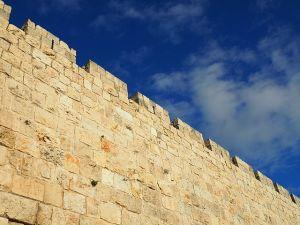 """Jerusalem's Walls"" by Amir616 -"