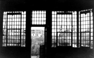 """Ohio Penitentiary - Interior Gate"" by Aelffin"