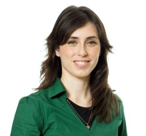 """""""Tzipi Hotovely Portrait"""" by Tzipi_Hotovely.jpg: .Original uploader was יסמין at he.wikipediaderivative work: TheCuriousGnome (talk) - Tzipi_Hotovely.jpg. Licensed under GFDL via Wikimedia"""
