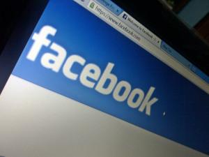 Facebook Logo. Image Source: Bhupinder Nayyar