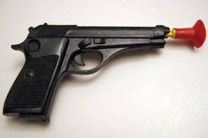 Gun control Image Source: Joe Loong, Flickr, Creative Commons