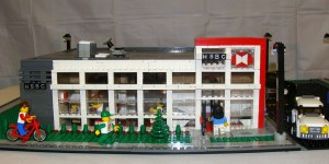 Lego HSBC South Image Source: notenoughbricks, Flickr, Creative Commons